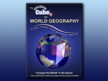 The Vaughn Cube for World Geography